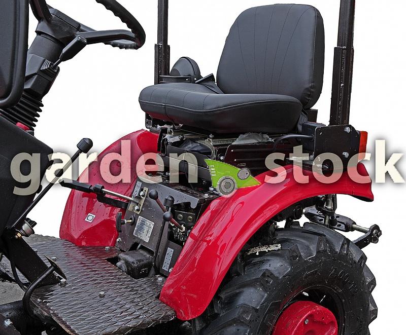 Трактор МТЗ Беларус 152 H с двигателем HONDA GX390