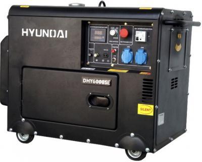 hyundai dhy6000se отзывы