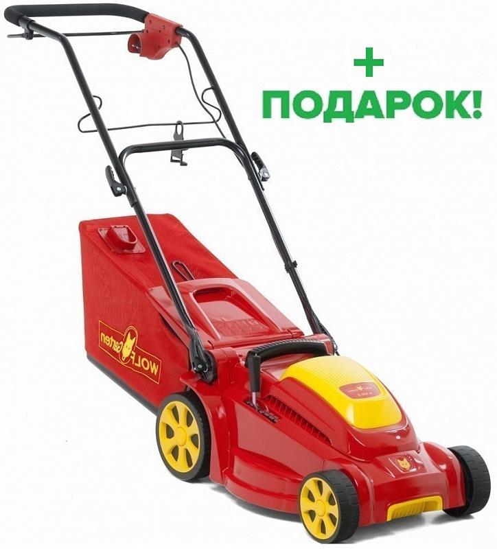 газонокосилка электрическая Wolf Garten A 370 E купить в москве