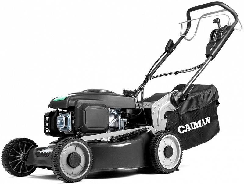 бензиновая газонокосилка Caiman Wx21 отзывы